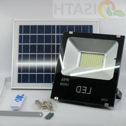 100W 154 pcs LED Light Sensor Solar Lights,Wall Lights Outdo