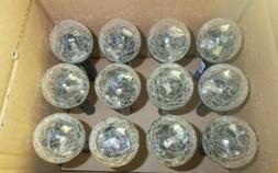 Westinghouse Mini Crackle Ball Solar Outdoor LED Stake Ligh
