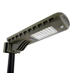 Gama Sonic 12-Watt 140-Degree Motion Activated Solar LED Lig