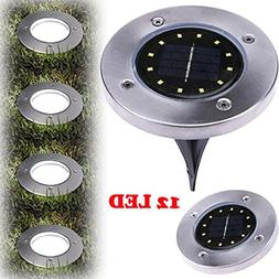 Iuhan 12LED Solar Power Buried Light, 12LED Solar Power Buri