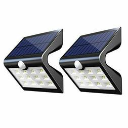 InnoGear 14 LED Powered Solar Lights with Rear Projection Ou