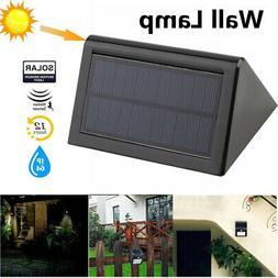 20 LED Solar Power Road Motion Sensor Outdoor Wall Light Gar