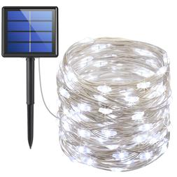 AMIR 200 LED Solar Powered String Lights for Outdoor,Wedding