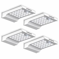 InnoGear 24 LED Solar Lights Dim to Bright Motion Sensor Out