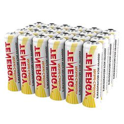 24 pcs Nicd AA 1000mAh Batteries for Solar power, Solar Ligh