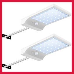 Innogear 30 LED Solar Lights Outdoor Motion Sensor Gutter Li