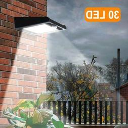 30 LED Solar Lights Outdoor, Super Bright Iextreme Solar Mot