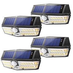 LITOM Premium 30 LED Solar Lights Outdoor, IP67 Waterproof W