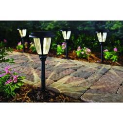 HAMPTON BAY NXT-8512 Solar Outdoor LED Landscape Path Light
