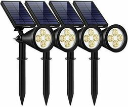 InnoGear Solar Lights Outdoor, Upgraded Waterproof Solar Pow