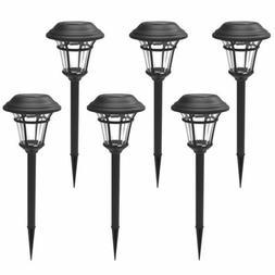 Maggift 6 Lumens Solar Garden Lights Solar Landscape Lights