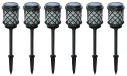 Malibu 6 Pack Calypso Collection Solar Pathway Lights 8520-5