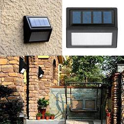 LtrottedJ 6 LED Solar Power Light Sensor Wall Light ,Garde