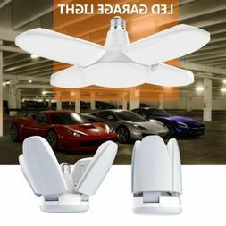 60W 5400lm E27 LED Garage Shop Work Lights Home Ceiling Fixt