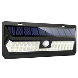 AMIR 62 LED Super Bright Motion Sensor Solar Lights Outdoor