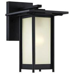 Westinghouse 6203800 Clarissa 1 Light Outdoor Wall Lantern,
