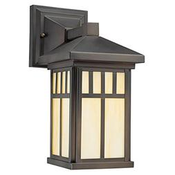 Westinghouse 67328 - 1 Light  6 Burnham Oil Rubbed Bronze Fi