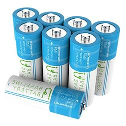 8 IFR 14430 3.2v LiFePO4 Lithium Phosphate Rechargeable Batt
