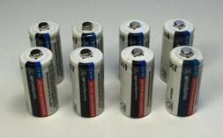 8X Westinghouse 1.2V Volt 2/3 AA 150mAh Rechargeable Ni-Mh N