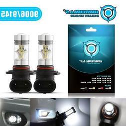 9006 HB4 CREE LED Fog Light Bulbs Conversion Kit Super Brigh