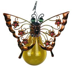 Moonrays 90071 Butterfly Umbrella