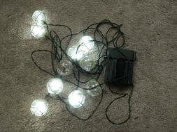 Moonrays 91381 Payton-Style Solar Powered LED Path Lights, S