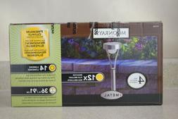 Moonrays 91755 Alena-Style 4-Pack Premium Output Solar Power