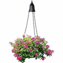 Moonrays 92323 10-Lumen Hanging Garden Planter Solar Light K