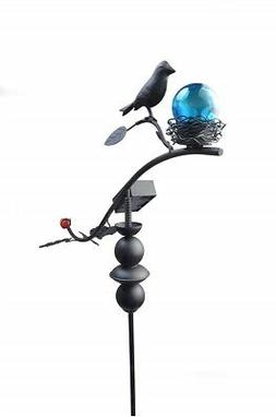 Moonrays 92549 Solar Powered Garden Dancing Bird LED Stake L