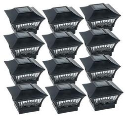 GreenLighting Aluminum Solar Post Cap Light - 4x4 Wood or 6x
