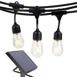 Brightech Ambience Pro Solar Powered LED Outdoor String Ligh