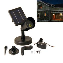 Astro Nova Laser Projector Solar Powered Lighting Party Deco