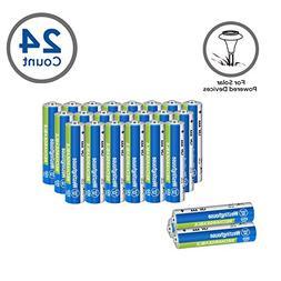 Westinghouse AAA Solar Batteries