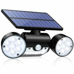 CINOTON Heatproof Solar Lights Powerful Outdoor Motion Senso