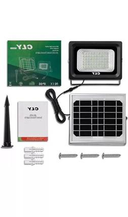 Flood & Security Lights Solar LED Outdoor 60 Cly,IP66 Waterp