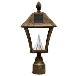 Gama Sonic Baytown 1 Light Wall Lantern
