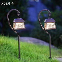 Maggift 22 Inch Hanging Solar Lights Multipurpose Shepherd H