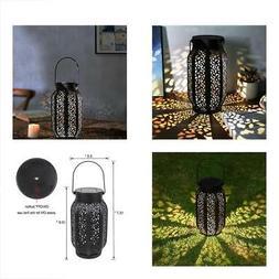 MAGGIFT 12 Lumens Hanging Solar Lights Outdoor Solar Lights