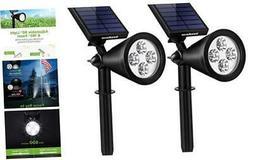 innogear solar lights outdoor upgraded waterproof solar