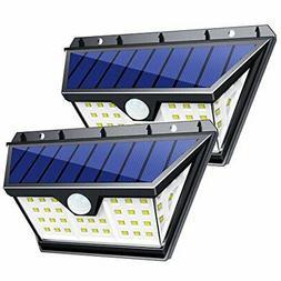 innogear solar lights outdoor with wide lighting