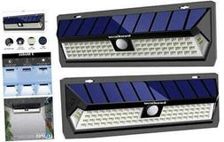 InnoGear Solar Lights Outdoor with Wide Lighting Area Wirele