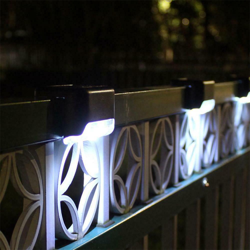 Deck Lights Outdoor Garden Step Fence Lamp
