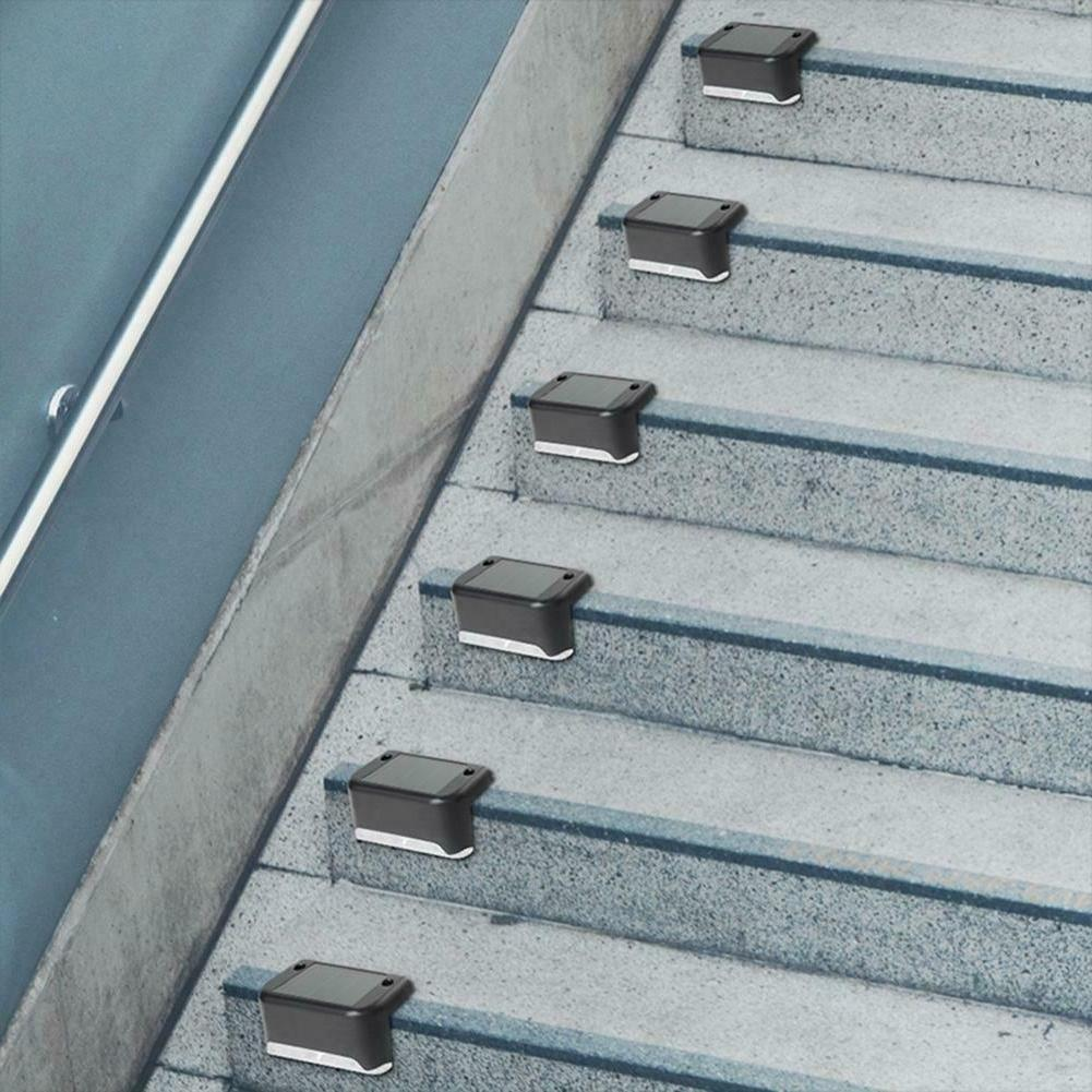 Solar Light Outdoor Path Stairs