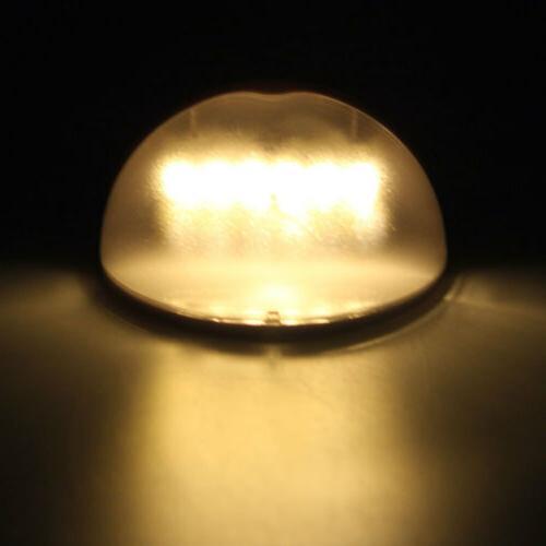1/4/5/6/10PCS Solar Power Garden Lights 6 LED Light Outdoor Path Lamp