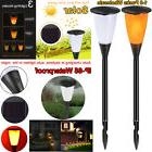 1-8 Pack Solar Pathway Lights Outdoor LED Garden Lawn Patio