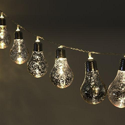 10 decorative party string lights
