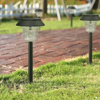 4 Garden Lights Outdoor LED Pathway U8H4