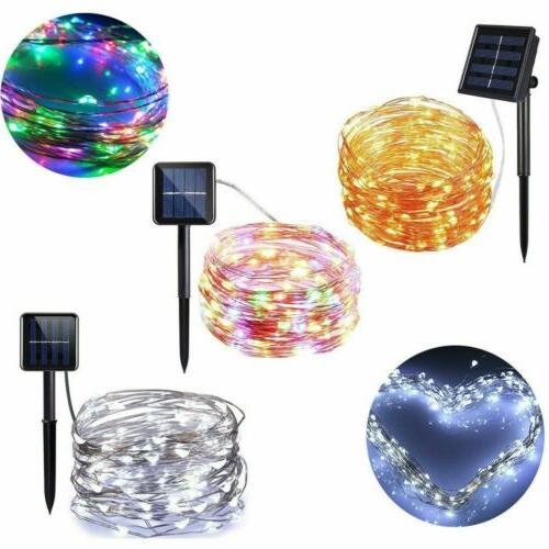 100-200 LED String Fairy Party Garden Decor