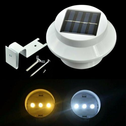 4 3 LED Wall Security Lamp