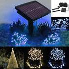 100/200 LED String Solar Battery Light Outdoor Garden Xmas P